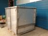 Inox afvalbak